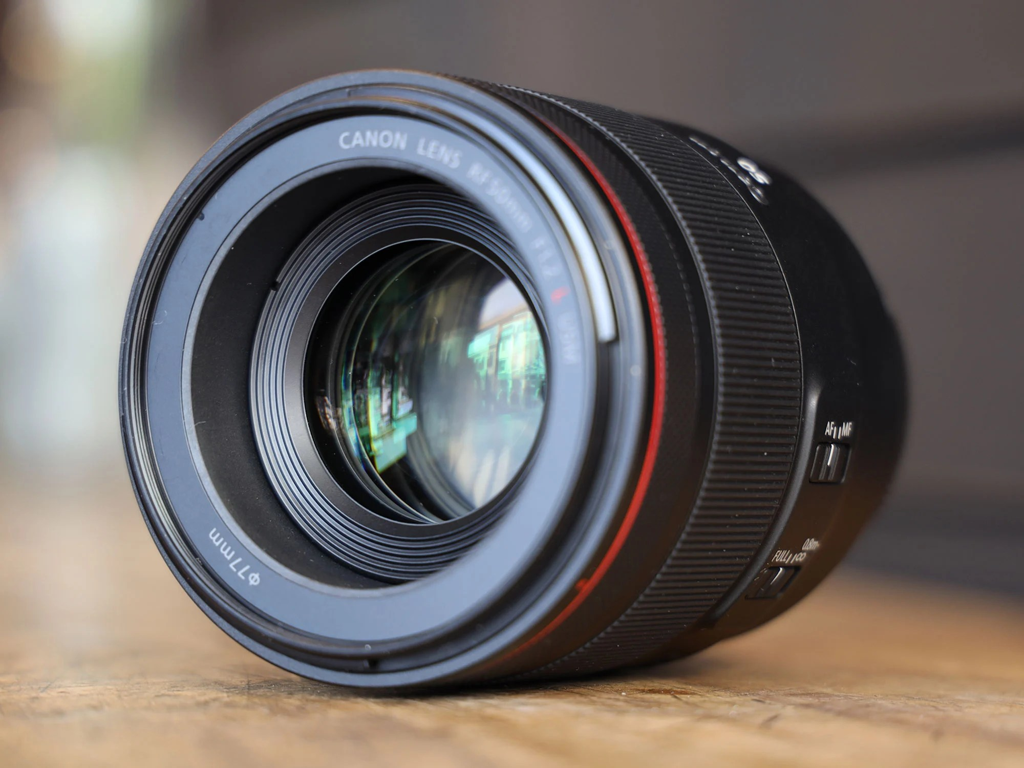 Canon RF 50mm f1.2L USM review - | Cameralabs
