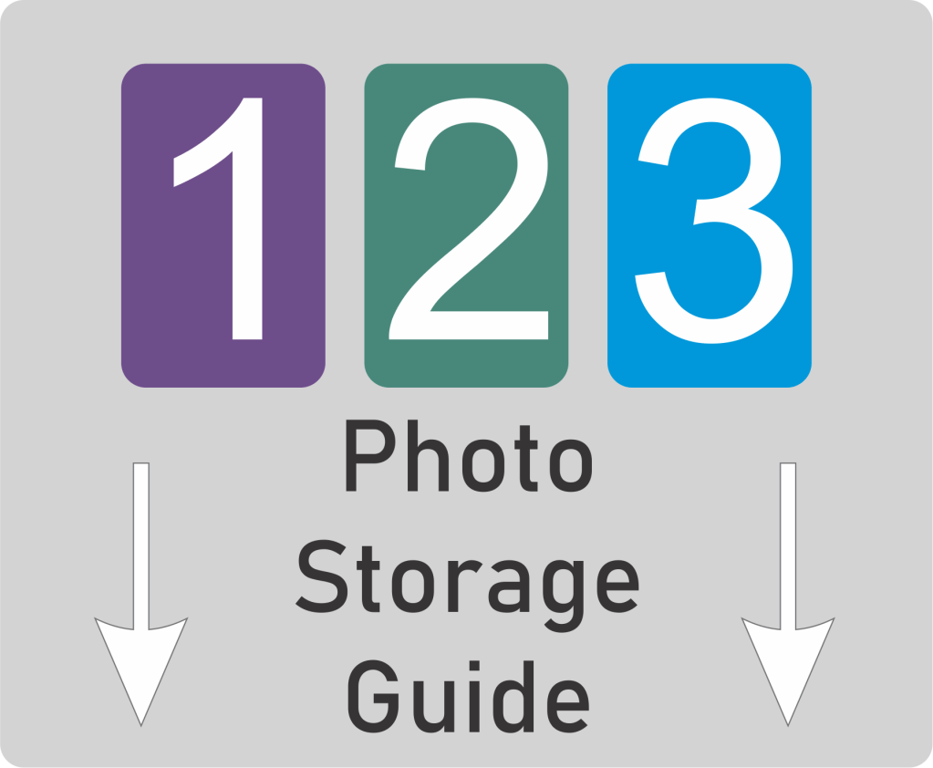 photo storage guide