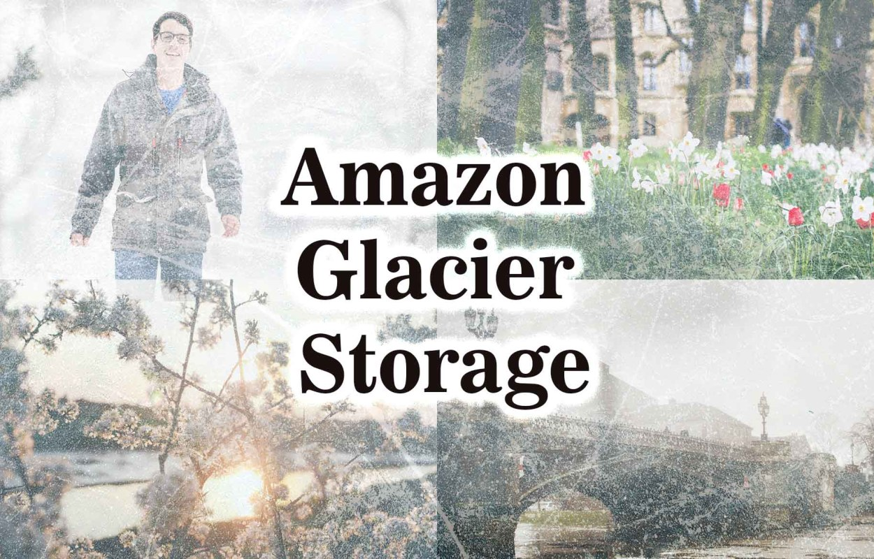Amazon S3 Glacier Storage - Photo Backup Tutorial (2020)