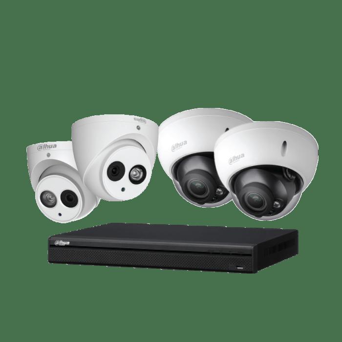 Dahua Camerabewaking