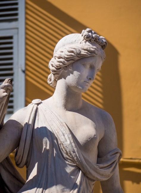 Piazza del Salvatore, Lucca, Tuscany, 2017