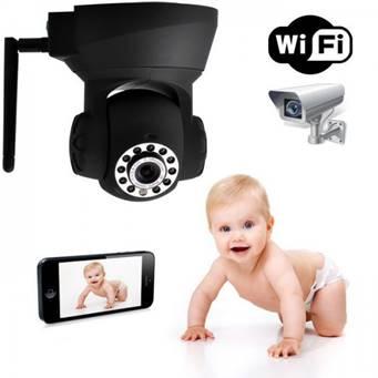 Offrez-vous une babycam pour surveiller votre bébé