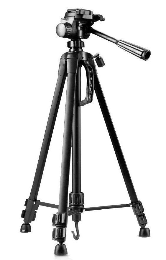 Full Size Tripod For DSLR Digital Camera Video Camcorder T3520