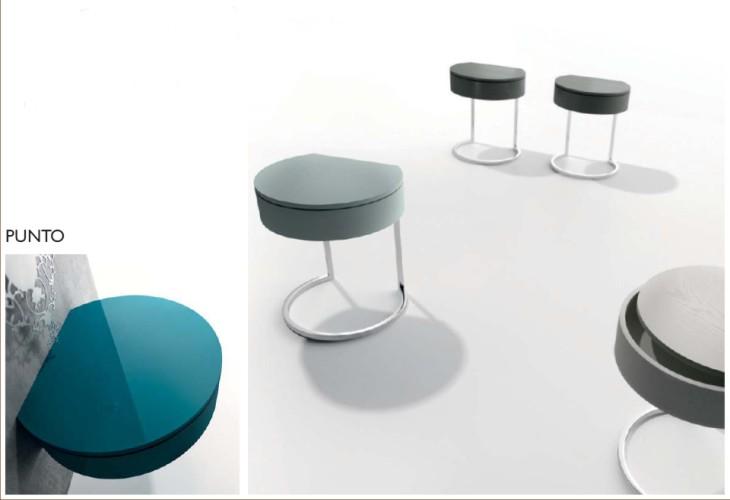 Punto by Caccaro comodino di design
