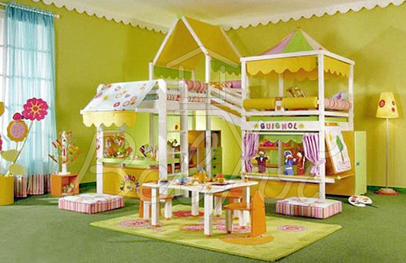 Camerette bimbi idee per interni per la casa il giardino e la progettazione del paesaggio - Idee per camerette bimbi ...