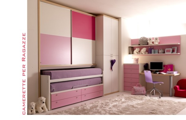 Casa immobiliare accessori Camere per ragazze ikea