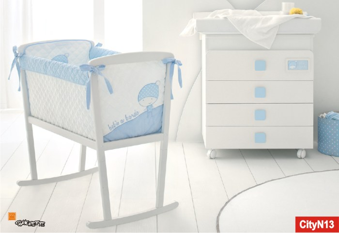 Beb a bordo culle e lettini per neonati