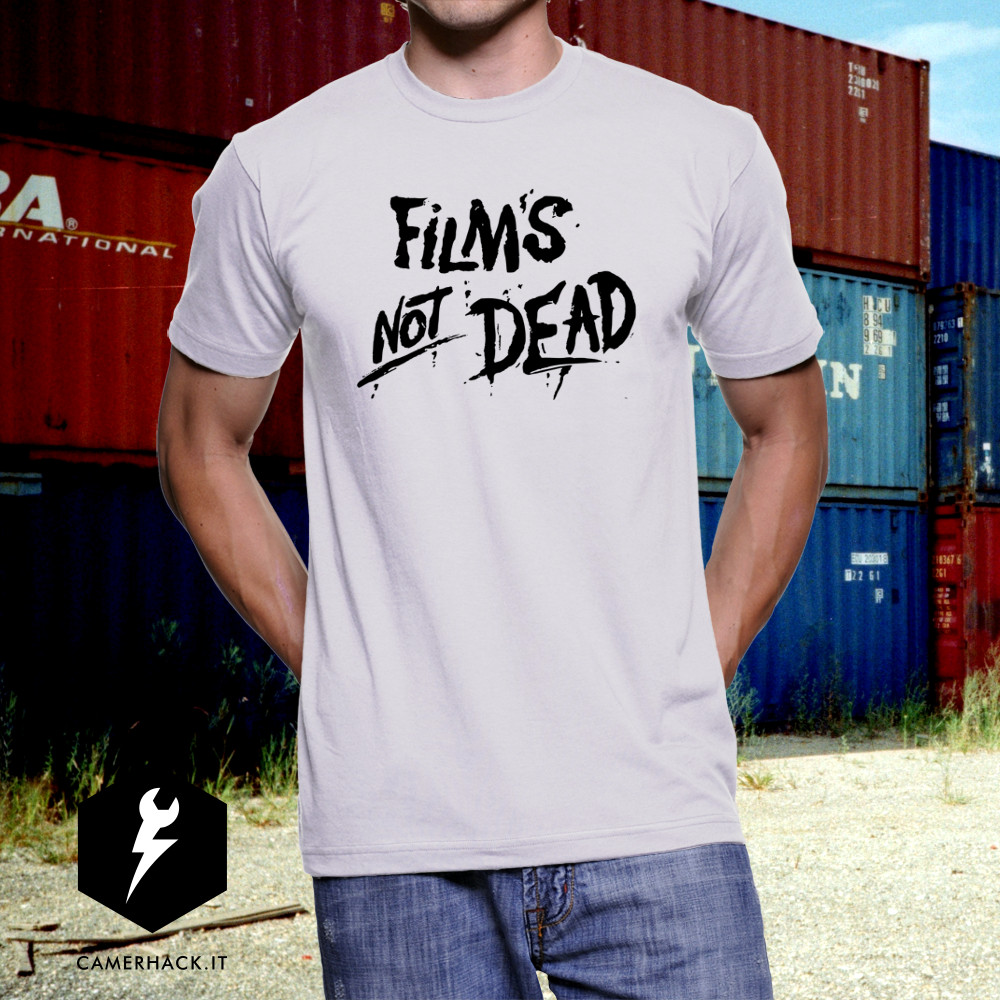 FILM'S NOT DEAD