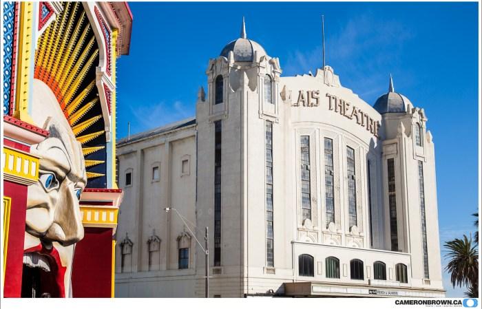 St. Kilda, Luna Park Theater