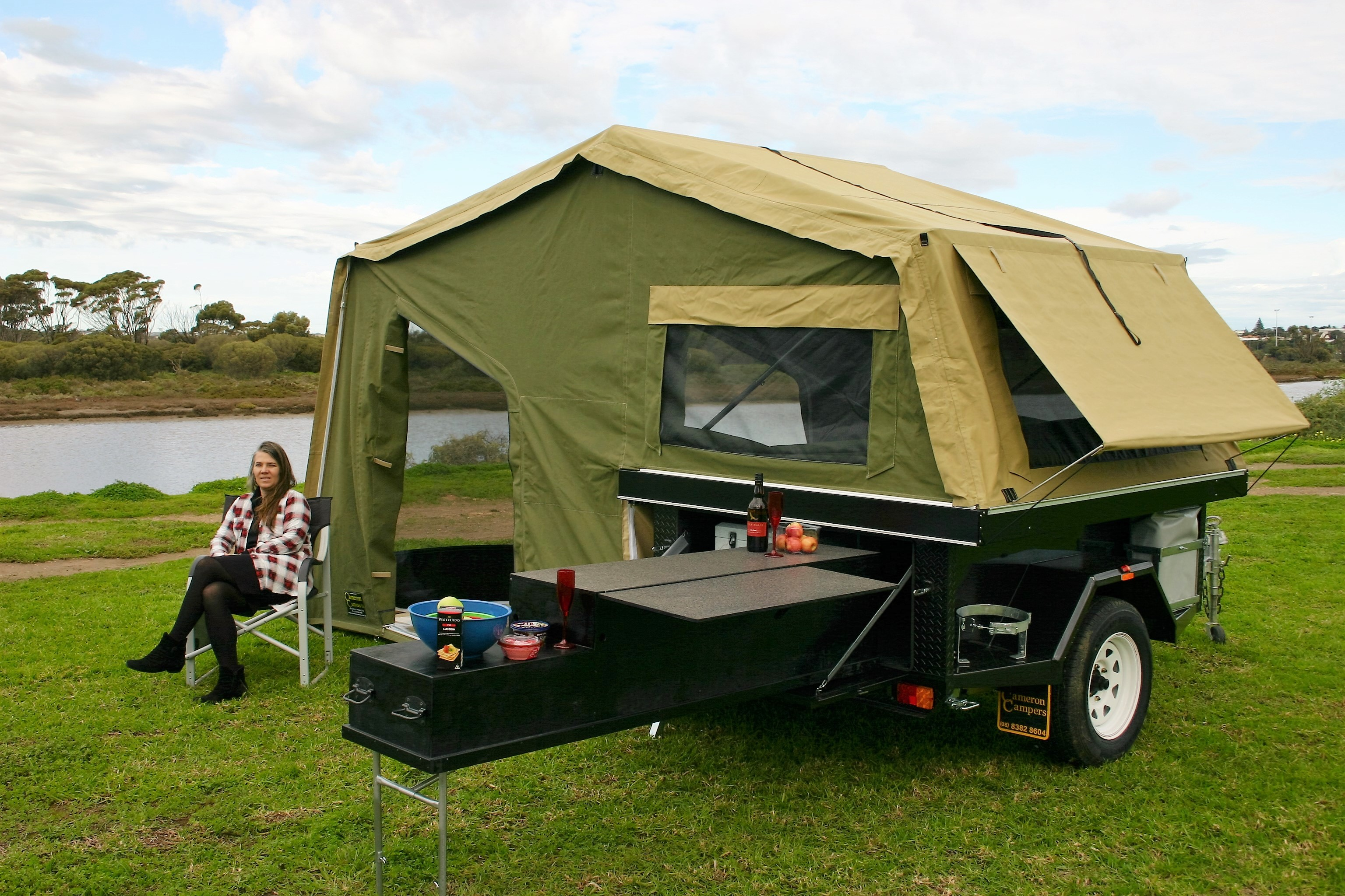 Tent Top Only