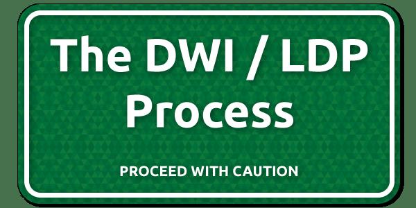 The DWI/LDP Process