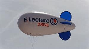 mini dirigeable à hélium