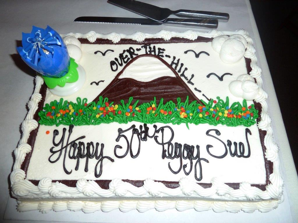 Surprise 50th Birthday Party For Peggy Sue At The Club Pheasant In West Sacramento Hosted By