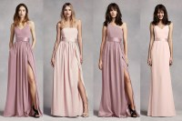 David's Bridal Mix and Match Bridesmaids Dresses | Bride Guide
