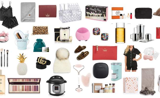 100 Gifts For Her For Under 100 2018 Gift Guide