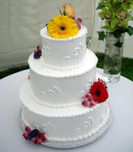 Wedding Cakes in Yaoundé, Cameroon