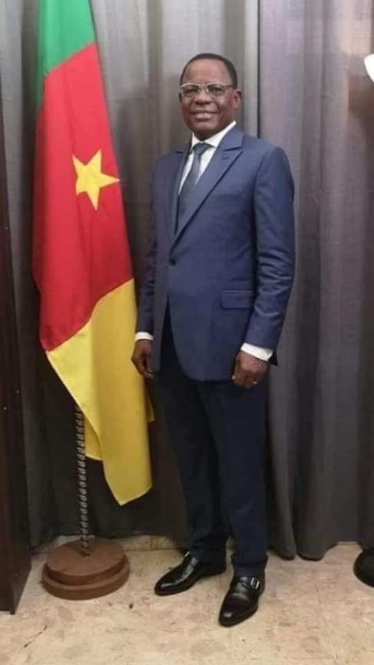 MESSAGE DE FIN D'ANNÉE 2019 DU PRÉSIDENT ELU ET LÉGITIME,  END-OF-YEAR 2019 MESSAGE FROM THE ELECTED AND LEGITIMATE  PRESIDENT MAURICE KAMTO