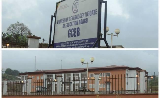 General Education Timetable For Cameroon Gce Board June