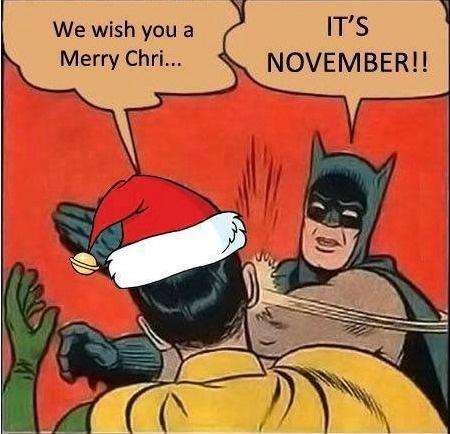 Image result for christmas in november