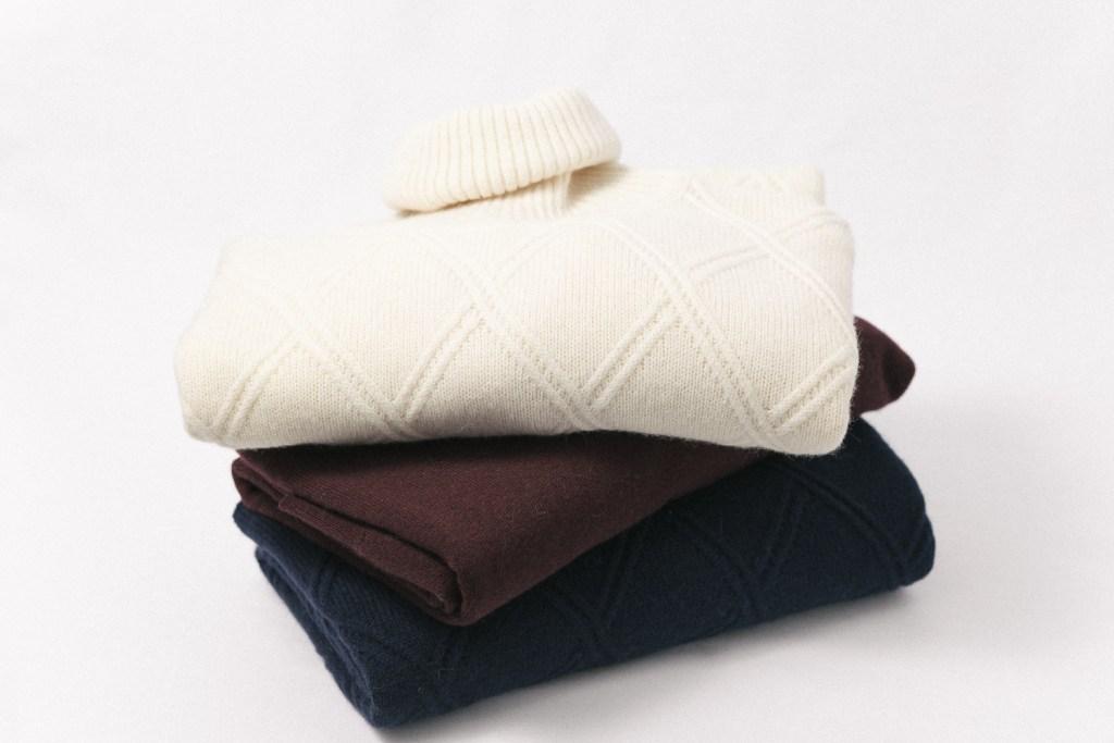 maglioni lana uomo
