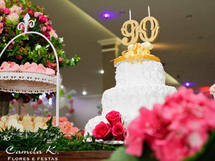 Camila K Flores E Festas Aniversário De 90 Anos Camila K Flores
