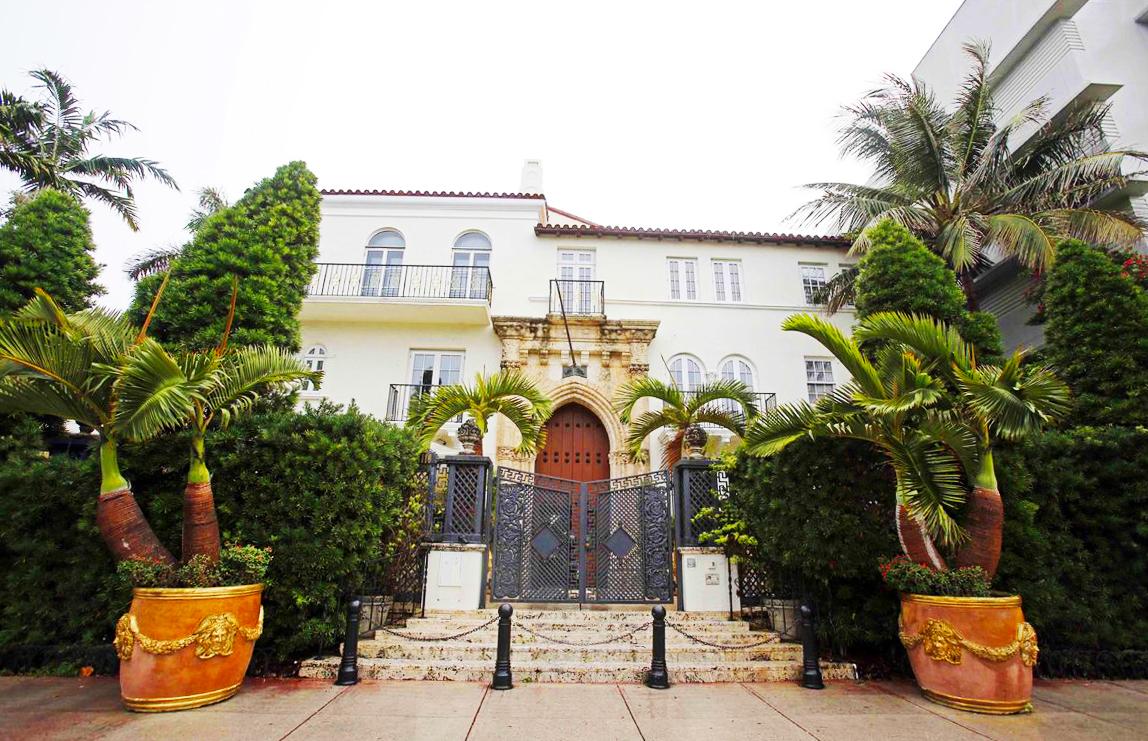 Versace Mansion  Miami  Camilla Bellini  The Diary of a Designer