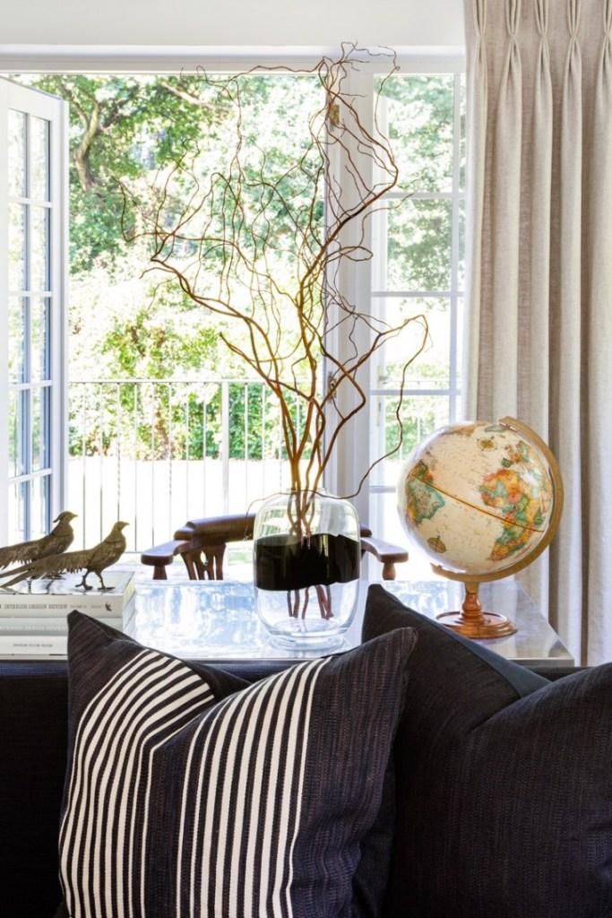 camilla bellord interiors Desk-with-Globe Portfolio