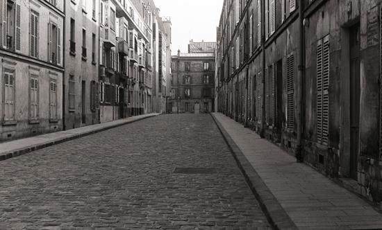 Passage d'Enfer, Paris, France