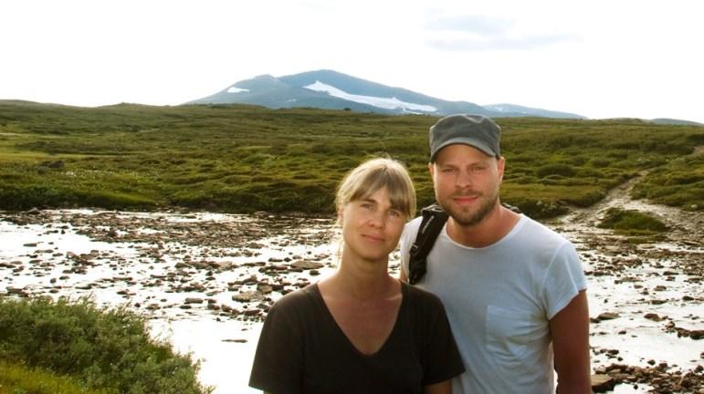 Camilla & Fredrik