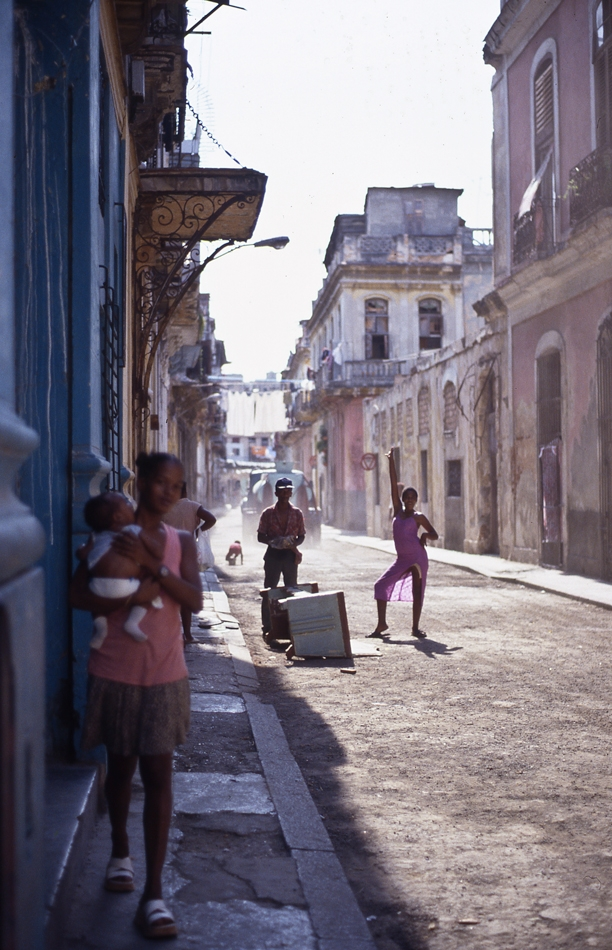 People of Havana, Cuba