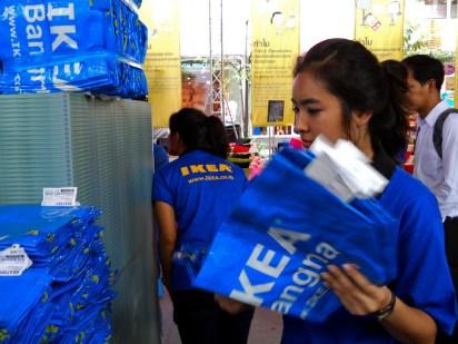 IKEA Catalogue Launch Siam Square, Bangkok, Thailand