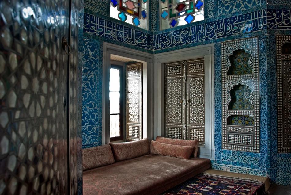 Istanbul TOPKAPI Palace, the Harem