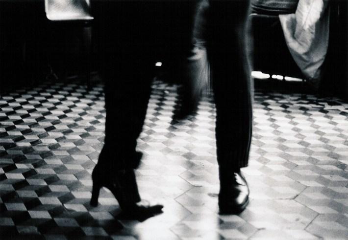 Tango mouvement 1