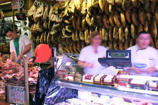 Mercat de L'Olivar, Palma, Mallorca