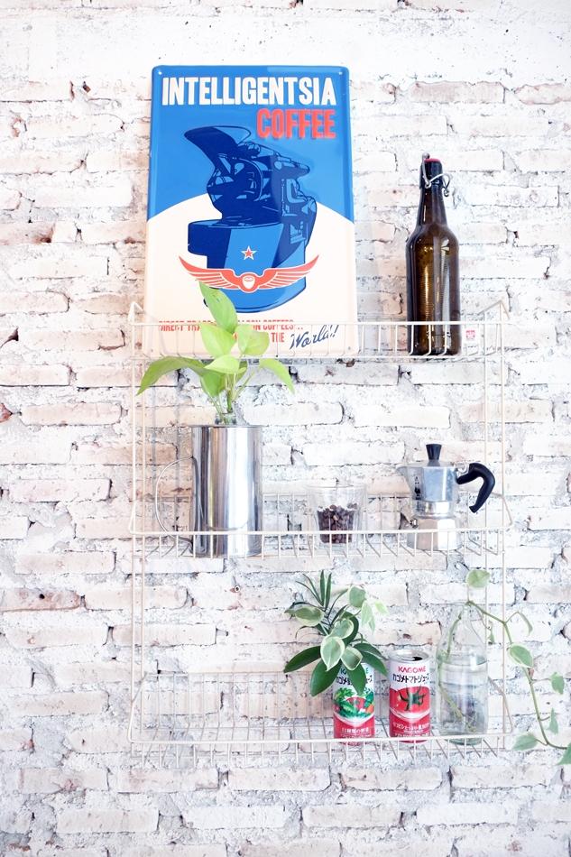 Ink & Lion Café: coffee culture in Bangkok