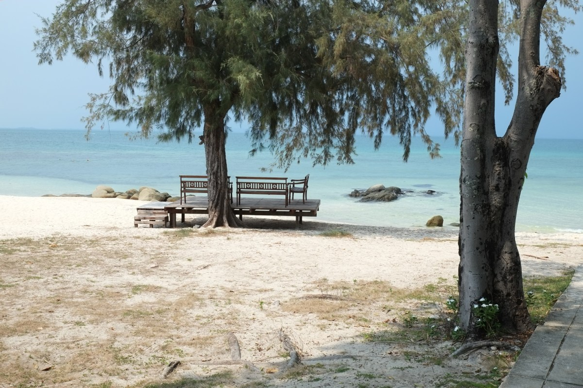 """Koh Munnork""  A Possible Paradise close to Bangkok?"