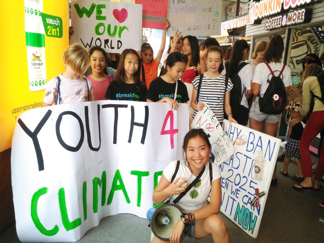 Strike for climate
