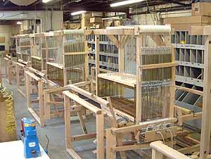Why Choose the Weavebird ComputerDobby Weaving Loom