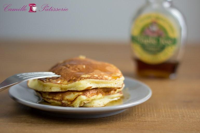 pancakes-épais-camille-patisserie