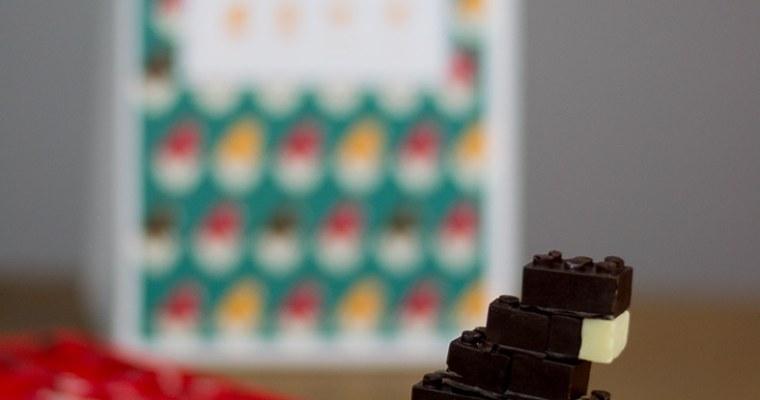 Lutin de Noël en choco-bricks [concours]
