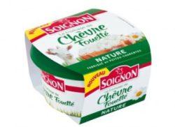 fromage chèvre fouetté