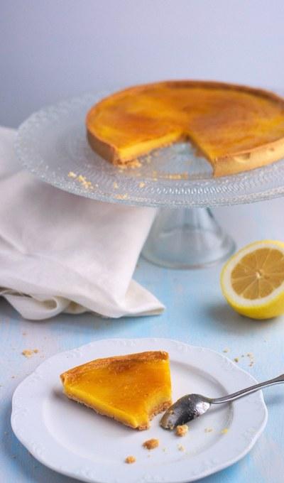 Tarte au citron CAP