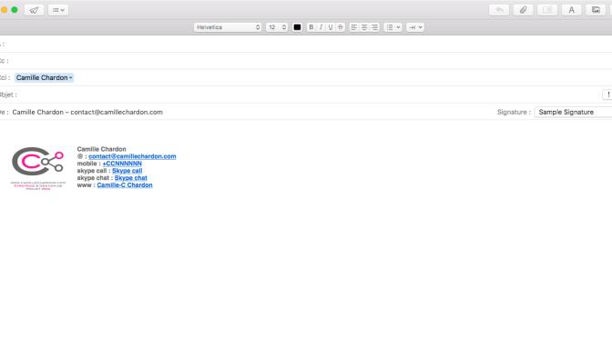 Créer une signature Apple Mail sur Sierra