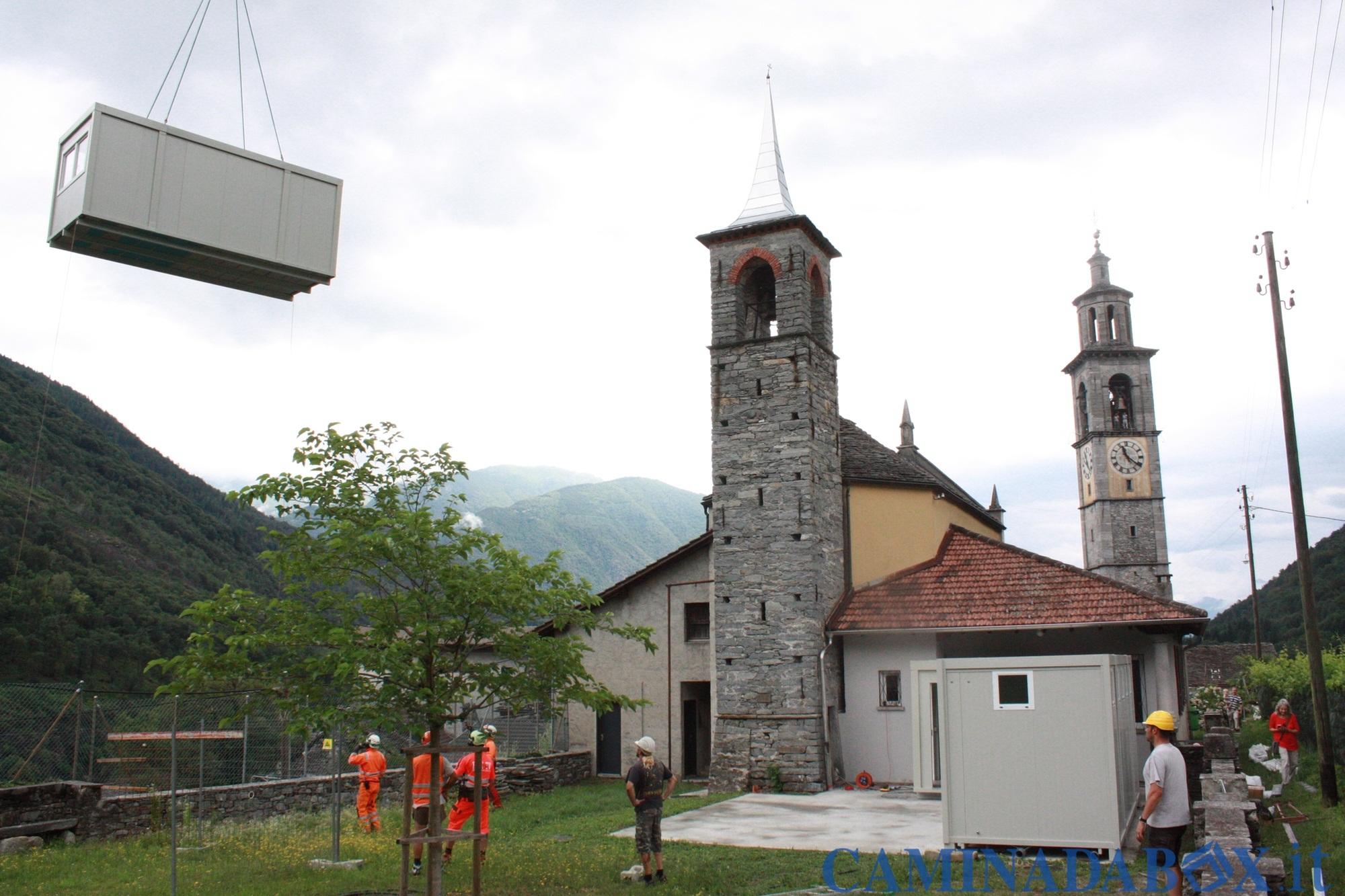 Consegnamo i box in tutta Italia