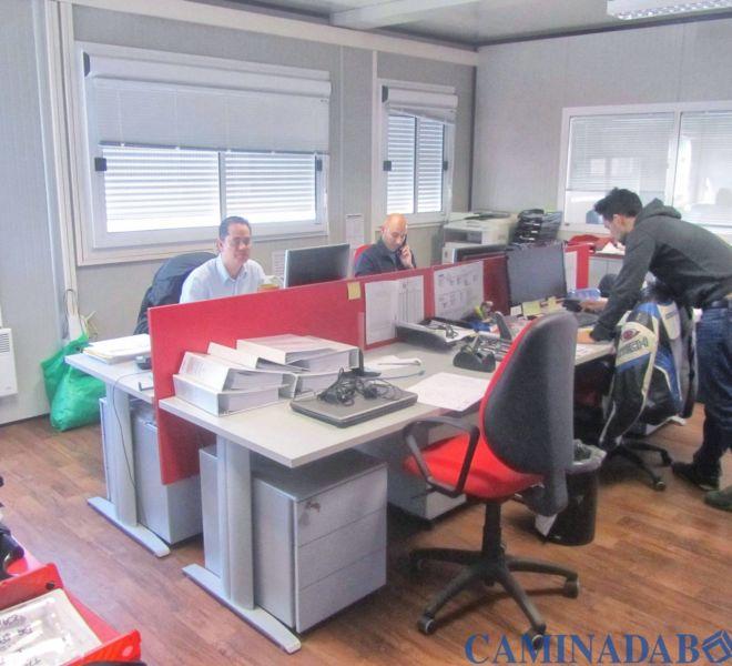 prefabbricati box uffici