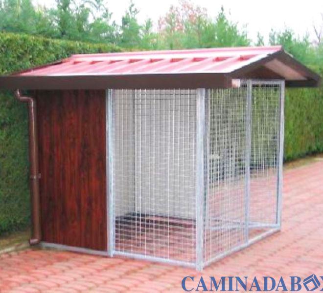 strutture canile box per cani