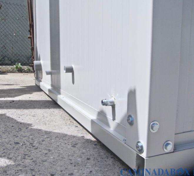 impianti idraulici box prefabbricati