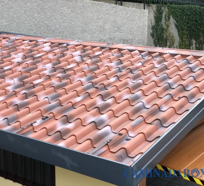 box standard copertura tetto