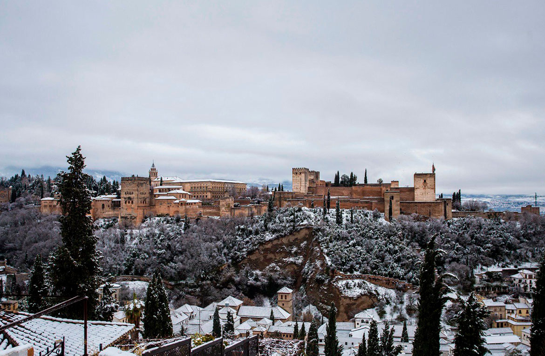 Visitar Granada en invierno