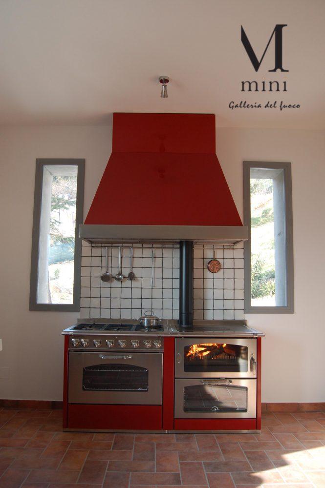 Cucina economica  Camini e stufe Mini Srl